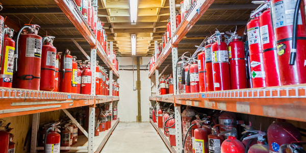 Ansul Fire Extinguishers For South Florida City Fire Inc